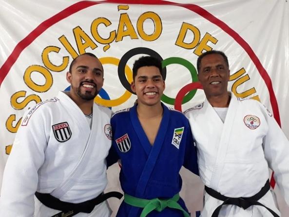 Jovem guarulhense sonha em entrar na seleção brasileira de Judô