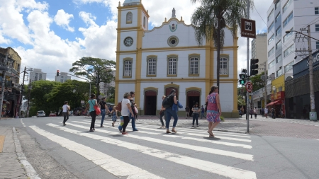 Guarulhos celebra 458 anos neste sábado com bolo, inaugurações e atrações musicais