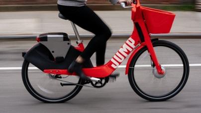 Guarulhos deve ter bicicleta elétrica Jump em 2019
