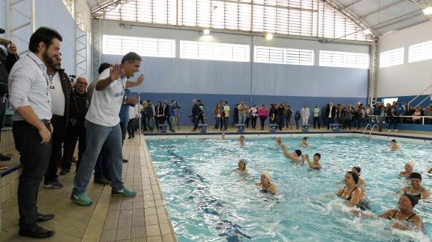 Prefeitura reabre a piscina do João do Pulo após quatro anos fechada