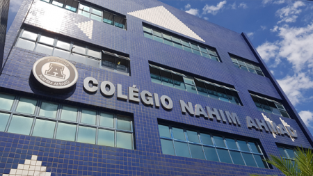 Colégio Nahim Ahmad utiliza tecnologia G Suite for Education, do Google