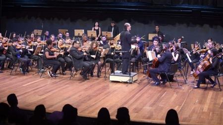 Conservatório e Orquestra Jovem apresentam espetáculo em homenagem à Guarulhos