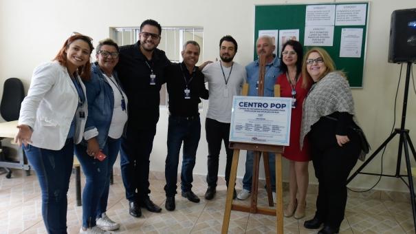 Prefeitura inaugura Centro de Referência para Pessoas em Situação de Rua