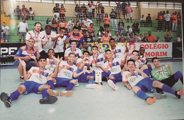 Wimpro Menores Guarulhos vence campeonato estadual