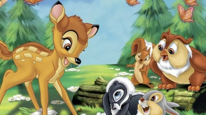 Caçador terá de assistir clássico 'Bambi' como parte de sentença por matar cervos