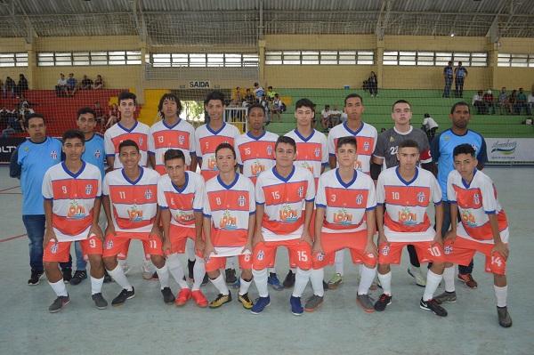 Sub-16 do Galo pode ser campeão Estadual neste domingo