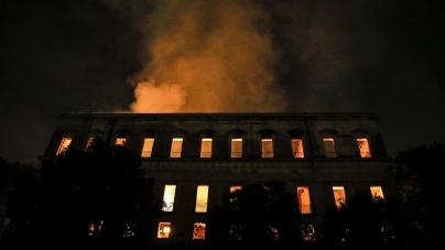 Incêndio atinge Museu Nacional do Rio de Janeiro: a maior tragédia museológica do país