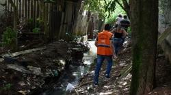 Prefeitura irá realizar novo cadastramento em área de risco no Jardim Arapongas