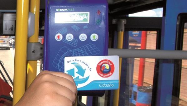 Transporte municipal atinge 89% de pagamentos pelo Bilhete Único