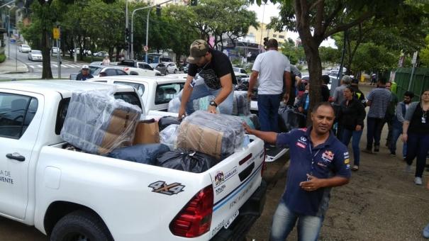 Defesa Civil atende 30 chamados em 16 diferentes bairros de Guarulhos