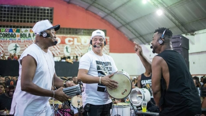 Carioca Club recebe grupo Vou Pro Sereno e Tiee