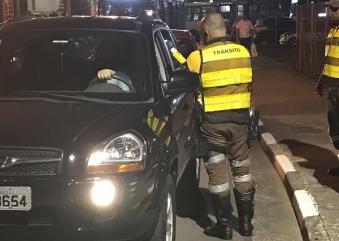 Blitze da Lei Seca em Guarulhos têm reforço tecnológico nas abordagens