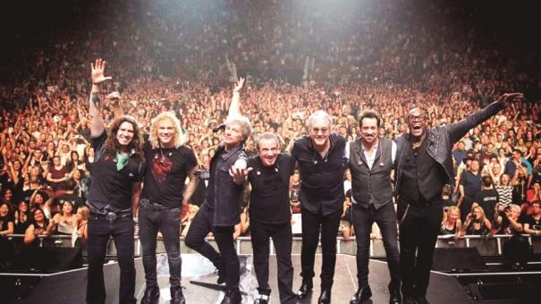 Bon Jovi se apresenta na América do Sul ainda este ano