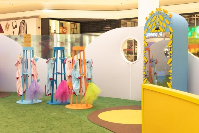 Shopping Pátio Higienópolis cria Jardim dos Unicórnios