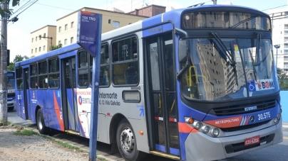 Tarifa dos ônibus intermunicipais aumenta 6,45% a partir de domingo