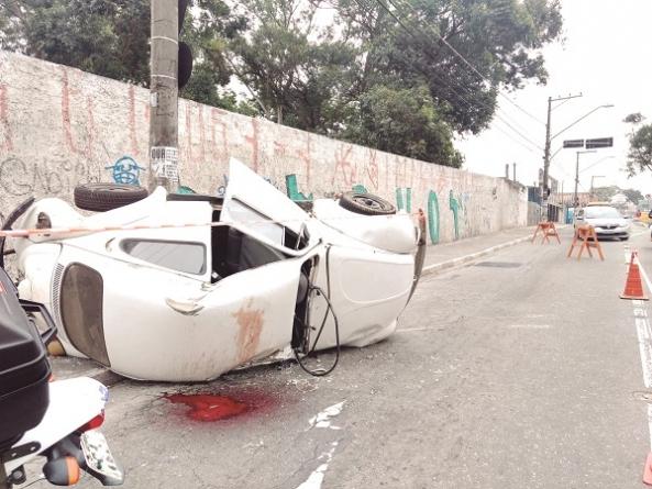 Número de mortes no trânsito cresce 34% em Guarulhos