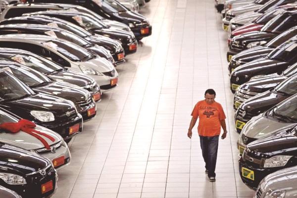 Fábricas estimam alta de 11,4% no licenciamento de veículos novos