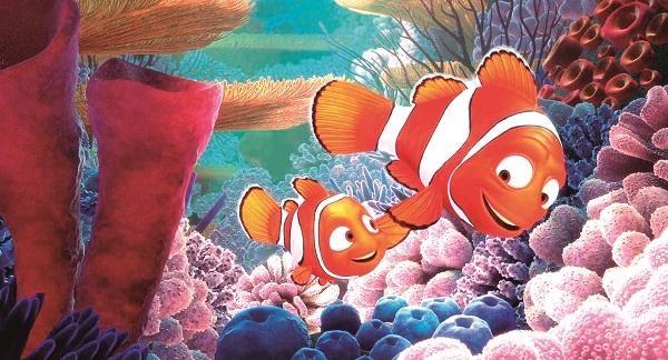 Cine Kids apresenta 'Procurando Nemo' no MIS