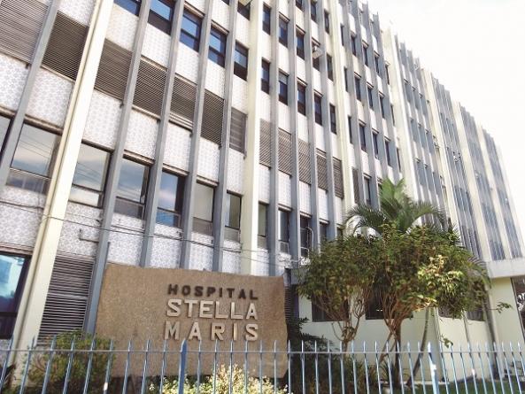 Prefeitura repassou mais de R$ 35 milhões para o Hospital Stella Maris em 2018