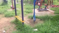 Vila Augusta tem áreas esquecidas e mal cuidadas