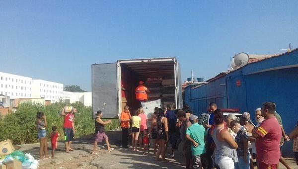 Defesa Civil mobiliza equipes para prestar assistência às vítimas dos temporais