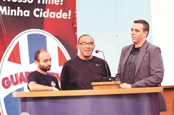 Guarulhense tem nova diretoria com mandato de dois anos
