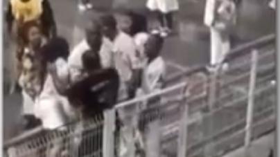 Mulher é agredida durante ensaio da escola de samba Vai-Vai