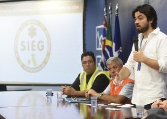Sistema Integrado de Emergências de Guarulhos e Defesa Civil organizam calendário de trabalho para 2019