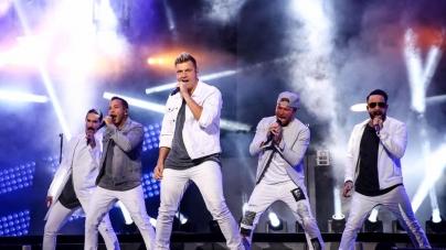 'Backstreet Boys' alcança topo da lista da Billboard nos EUA com 'DNA'
