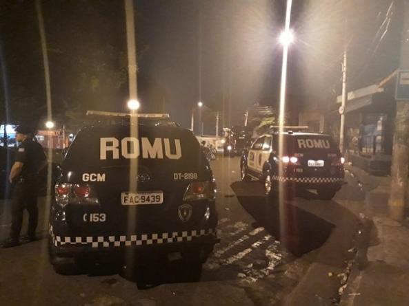 Prefeitura e Polícia Civil  realizam ação conjunta contra pancadão no Parque Mikail