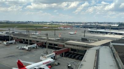 Doria anuncia programa de corte no ICMS sobre o querosene de aviação para 12%
