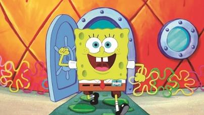 Nickelodeon exibe episódios inéditos de 'Bob Esponja', que completa 20 anos