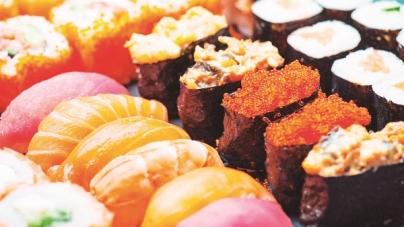 Todo o sabor da culinária japonesa em Guarulhos