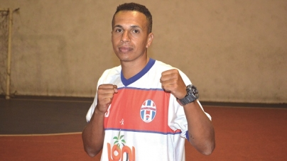 Caio Calmon é o novo boxeador oficial do Guarulhense
