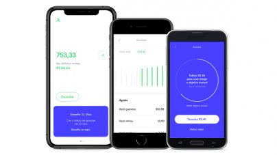 Aplicativo ajuda usuários a guardar dinheiro e tornar isso um hábito