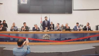 Câmara recebe evento de valorização a forças de segurança