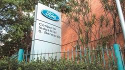 Ford anuncia fechamento da fábrica de São Bernardo do Campo
