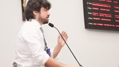 Na Câmara, Guti afirma que prefeitura pagou mais da metade da dívida herdada da administração anterior