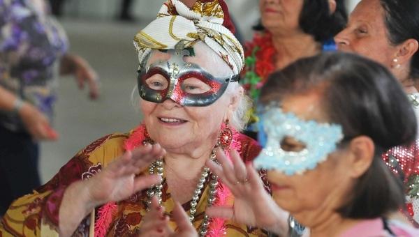 Centros de Convivência do Idoso promovem Grito de Carnaval a partir desta sexta-feira