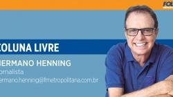 Coluna Livre com Hermano Hemming