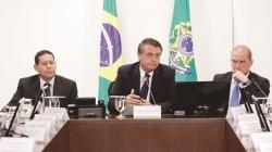 Bolsonaro irá ao Congresso entregar texto da reforma da Previdência