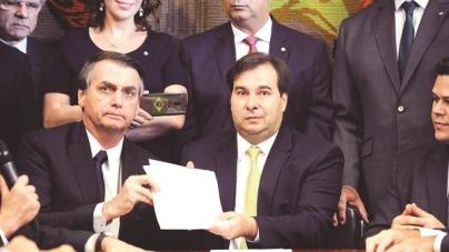 Bolsonaro pede apoio do Congresso e diz que futuro depende da reforma