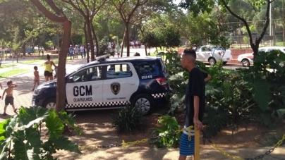 GCM reforça segurança no Bosque Maia neste final de semana