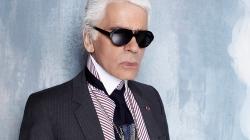 Morre o estilista alemão Karl Lagerfeld, diretor da Chanel