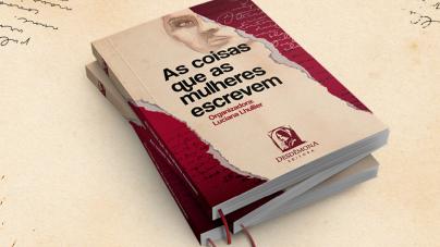 Escritora de Guarulhos compõe coletânea escrita apenas por mulheres