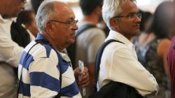 Metalúrgicos de Guarulhos reforçam ato em defesa da aposentadoria