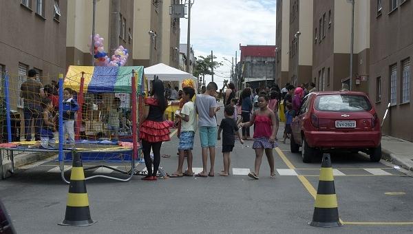 Feira da Boa Vizinhança mobiliza Residencial Alta Vista neste sábado