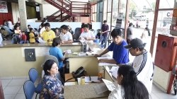 Ação de Cidadania atende 1,2 mil bolivianos residentes em Guarulhos