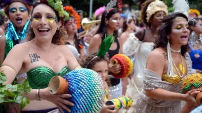 Campanha quer coibir violência sexual contra mulheres no carnaval