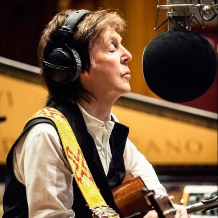 Paul McCartney traz para o Alianz Parque o seu 'pêndulo do tempo'